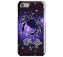 Cancer iPhone case design iPhone Case/Skin