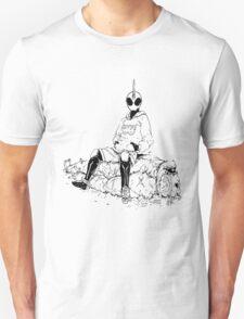 Saitama X Kamen Rider Ghost T-Shirt