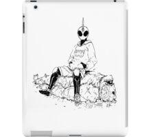 Saitama X Kamen Rider Ghost iPad Case/Skin