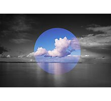 CLOUDS Photographic Print