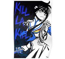Kill La Kill - Satsuki Kiryuin Poster