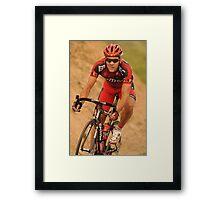 Philippe Gilbert Framed Print