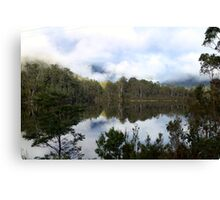 Murchison Mirror 1 Canvas Print