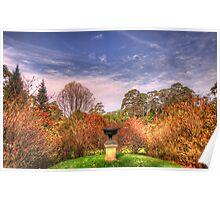 Secret Garden  #4 -  Mount Wilson, NSW Australia - The HDR Experience Poster