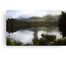 Murchison Mirror 2 Canvas Print