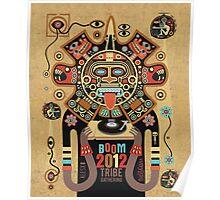 Mayas spirit - Boom 2012 Poster