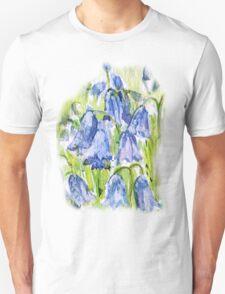 BLUEBELL TEE SHIRT/BABY GROW/STICKER T-Shirt