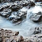 Rushing Water by Simon R. Court