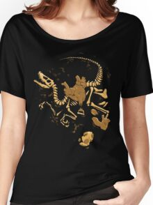 Plumber Palaeontology Women's Relaxed Fit T-Shirt