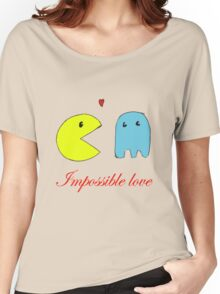 Impossible love  Women's Relaxed Fit T-Shirt