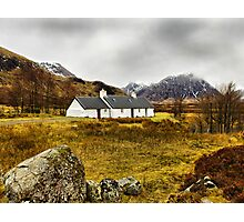 Blackrock Cottage Photographic Print