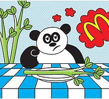 I Wish I Had a Burger! by Rob Johnston