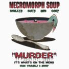 Necromorph Soup by Adam Angold