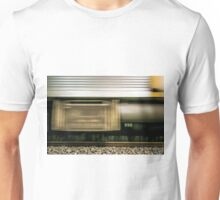 Train in Motion Unisex T-Shirt