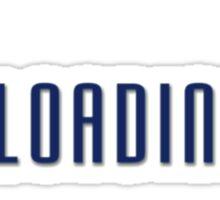 Loading T-shirt - Please Wait File App Buffering Clothing Tee Sticker
