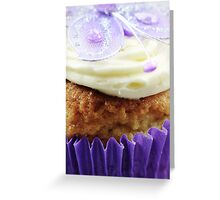 Butterfly Cupcake Greeting Card