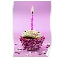 Love Cupcake Poster