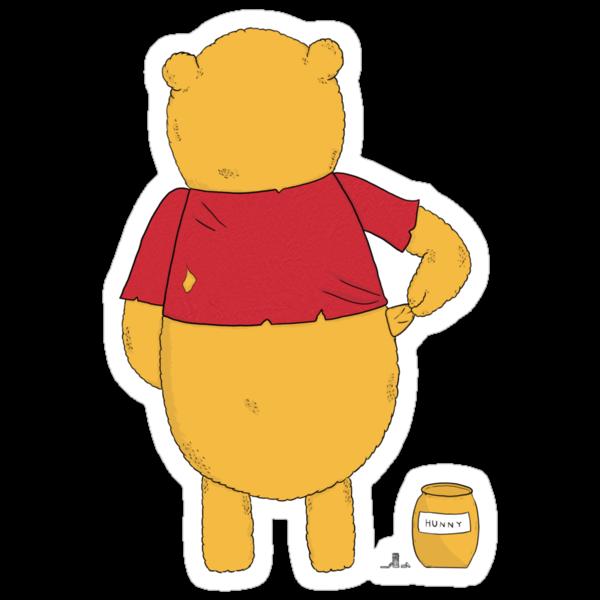Winnie the Poor by Narutal