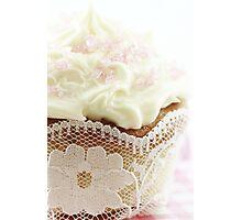 Precious Cupcake Photographic Print