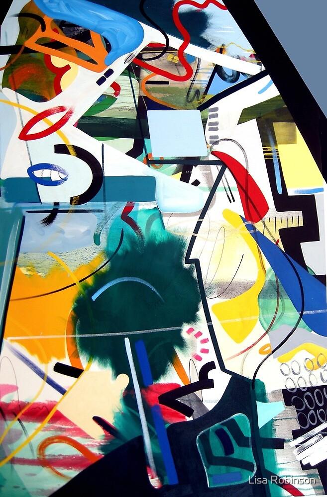 Abstract: Computer World by Lisa V Robinson