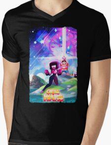 Steven Universe - GEM WARS Mens V-Neck T-Shirt