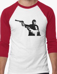 Léon: The Professional Men's Baseball ¾ T-Shirt