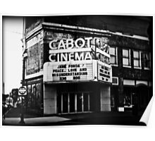 cabot cinema Poster