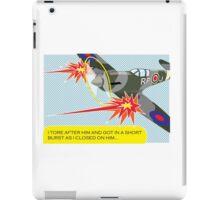 Spitfire Art iPad Case/Skin