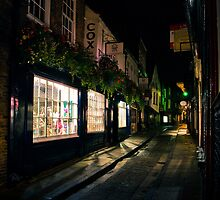 The Shambles by Paul-M-W