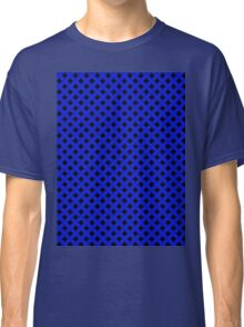 Basket Weave in Blue Classic T-Shirt