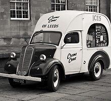 Vintage Ice Cream Van by Paul-M-W