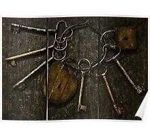Locks And Keys Poster