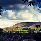 Pendle Hill, Lancashire by Paul-M-W