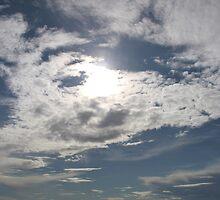 Swirling skies by Victoria Kidgell
