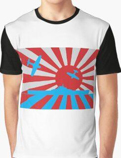 Kamikaze Graphic T-Shirt