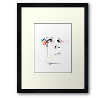 Blink Life Framed Print