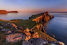 Neist Point. Isle of Skye. Scotland. by photosecosse /barbara jones
