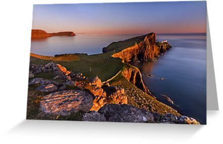 Neist Point. Isle of Skye. Scotland. by PhotosEcosse
