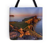 Neist Point. Isle of Skye. Scotland. Tote Bag