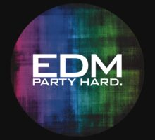EDM PARTY HARD (COLOURS) by DropBass