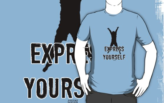 Express yourself by Chrome Clothing