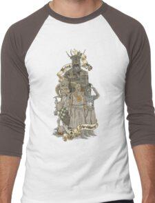 WE WANT A SHRUBBERY! (v.2) Men's Baseball ¾ T-Shirt