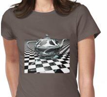 Utah Teapot Womens Fitted T-Shirt