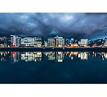 Dublin Docklands, Ireland Photographic Print