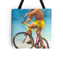 Chris Froome - Bronze Tote Bag