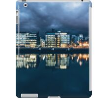 Dublin Docklands, Ireland iPad Case/Skin