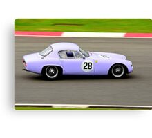 Lotus Elite No 28 Canvas Print
