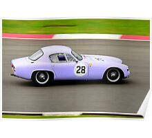 Lotus Elite No 28 Poster