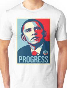 OBAMA PROGRESS Unisex T-Shirt