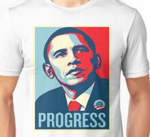 OBAMA PROGRESS Unisex T-Shirt